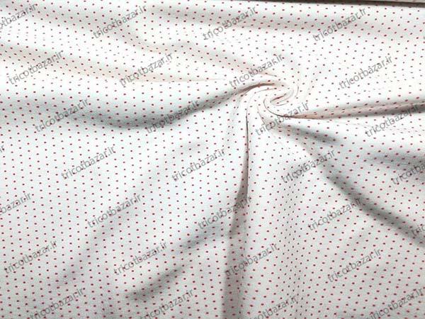 پارچه تریکو سفید